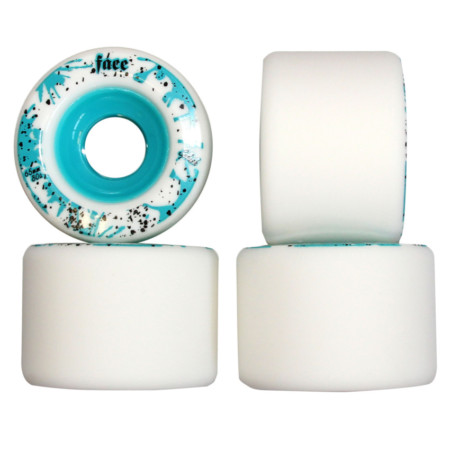 Face Skate Splash 65mm x 80a Wheels
