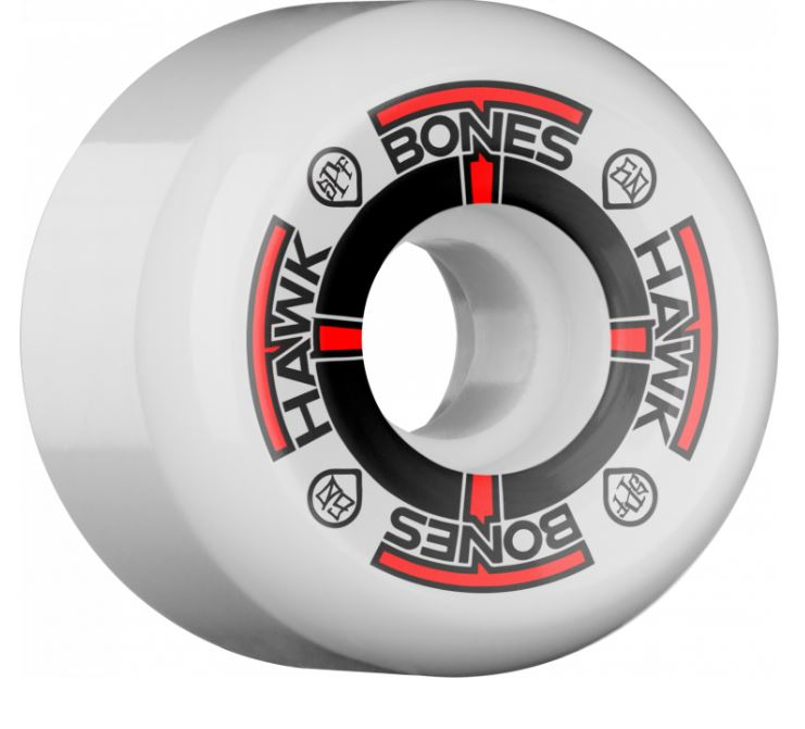 Bones SPF Hawk T-Bone 60mm x 84b Wheels