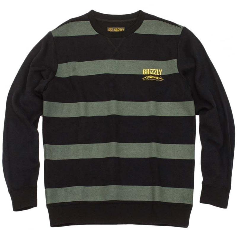 Grizzly Griptape Sycamore Crewneck