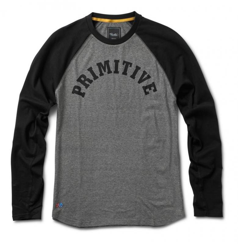 Primitive Ivy League Raglan Tee