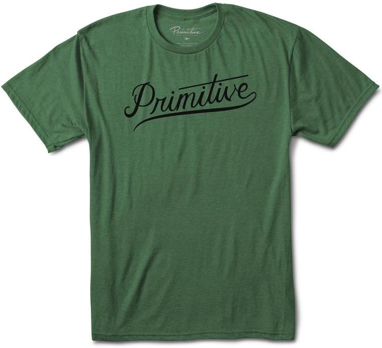 Primitive Murray Lightweight Mint Heather Tee