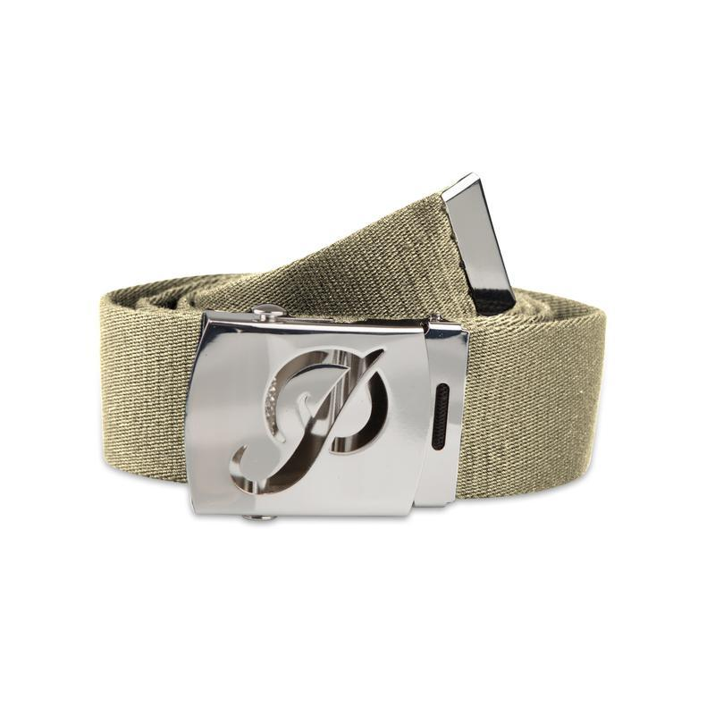 Primitive Skateboards Classic P Stencil Tan Belt