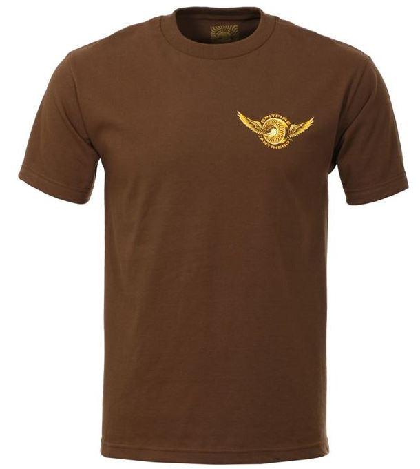 Spitfire X Anti Hero Classic Eagle Brown Tee