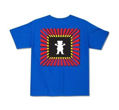 Grizzly Reflect OG Bear Royal Cub Tee
