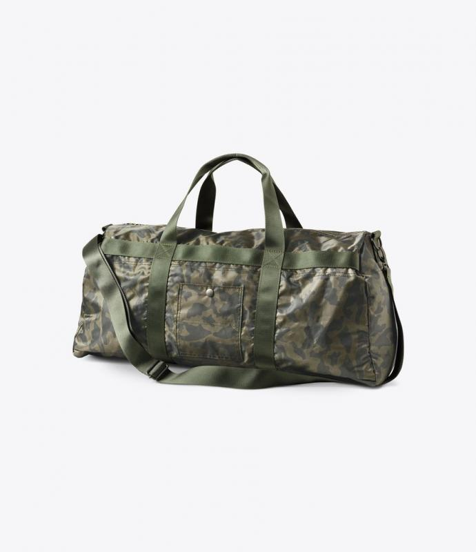 Diamond Supply Co. Camo Duffle Bag