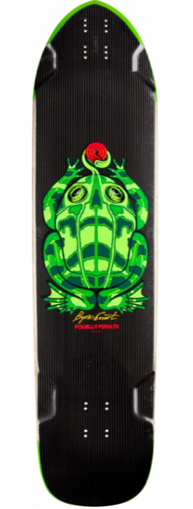 "Powell Peralta Byron Essert Carbon Frog 39"" Deck"