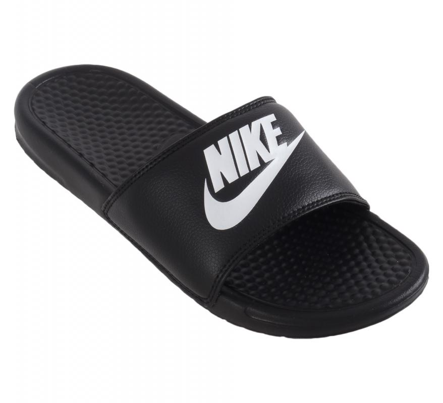 Nike Benassi 'Just Do It' Black Slide