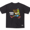 Grizzly Griptape Mile High Black Tee