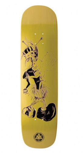 "Welcome Effigy On Yung Nibiru 8.25"" Deck"