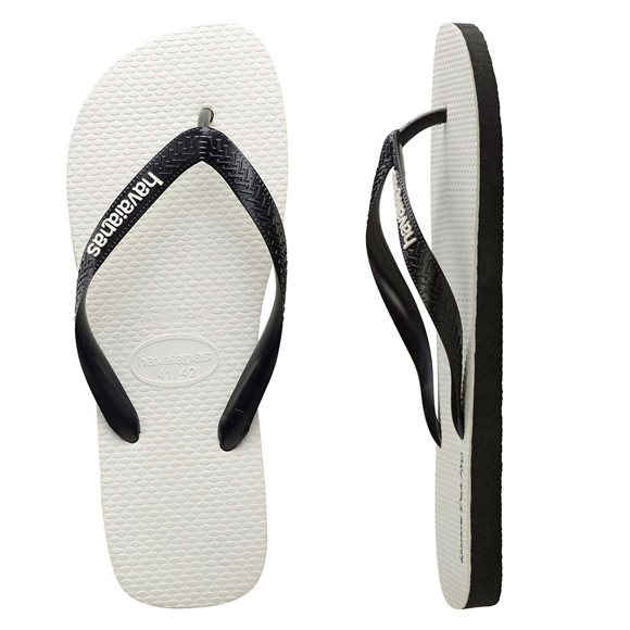 Havaianas Men's Tributo Black Thongs