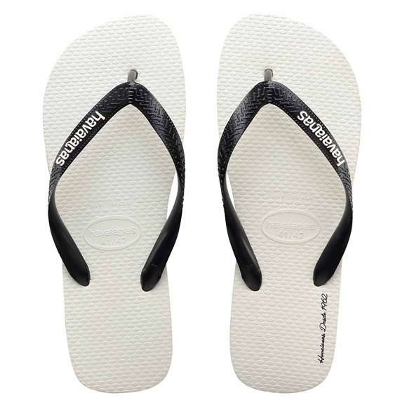 Havaianas Men's Tributo Black Thongs3