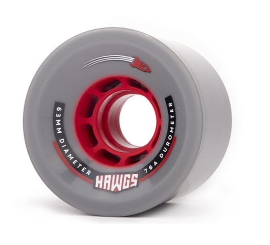 Hawgs Rocket 63mm x 76a Wheels