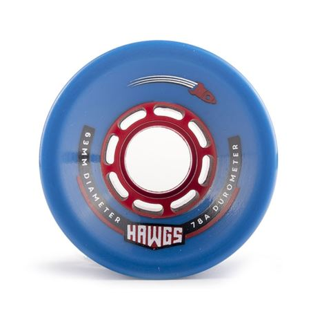 Hawgs Rocket 63mm x 78a Wheels