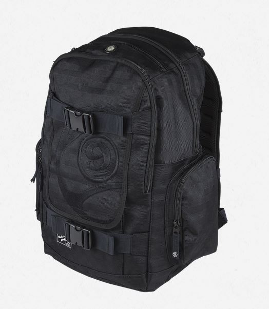 Sector 9 The Field Black Backpack
