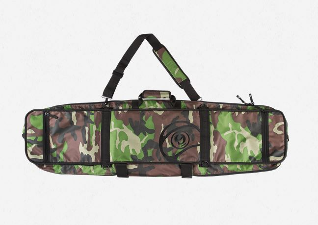 Sector 9 The Field Travel Camo Bag