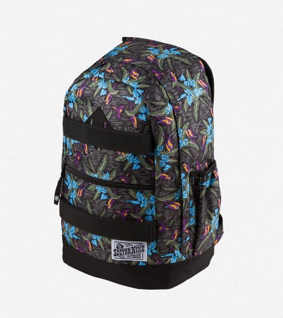 Sector 9 Vacay Floral Backpack