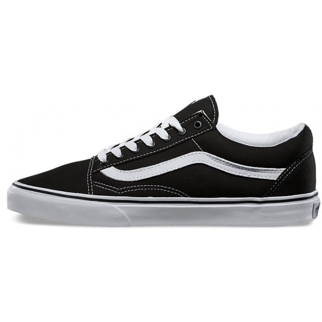 194e81731f Vans Old Skool Black White Shoes. Buy it now with Afterpay Online!