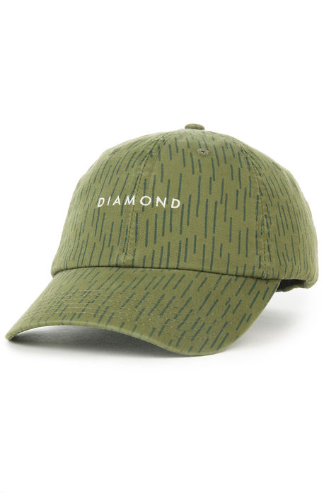 544f79e60e9 Diamond Supply Co Leeway Camo Strapback