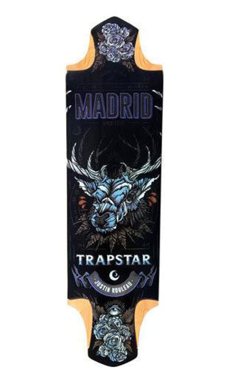"Madrid Trapstar Justin Rouleau 36"" Deck"