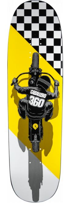 "Powell Peralta Caballero Flat Track 8.7"" Deck"