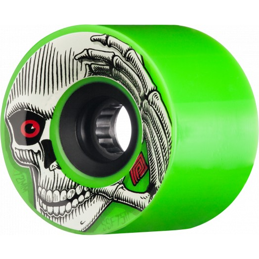 Powell Peralta Kevin Reimer SSF Pro 72mm x 75a Race Freeride Wheels