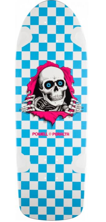 "Powell Peralta OG Ripper Checkers 10"" Deck"