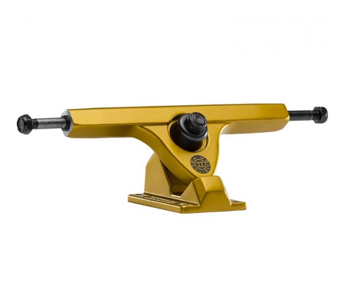 Caliber II 50° Satin Gold 180mm Trucks