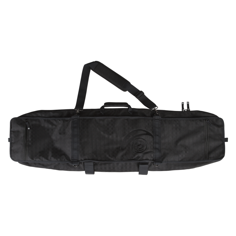 Sector 9 The Field Travel Black Bag