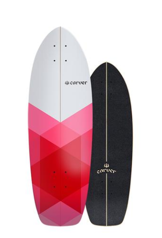 "Carver Firefly 30.25"" Deck"