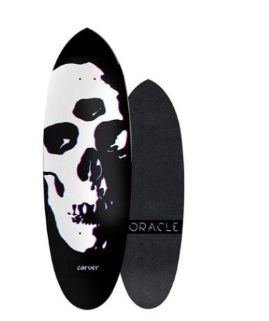 "Carver Oracle 31"" Deck"
