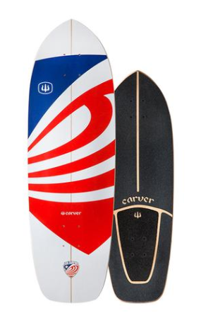 "Carver USA Booster 30.75"" Deck"