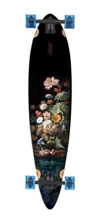 "Landyachtz Pinner Night Moves 44"" Complete"