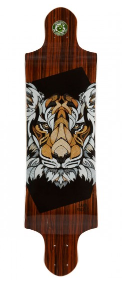 "Landyachtz Switch Tiger 35"" Deck"