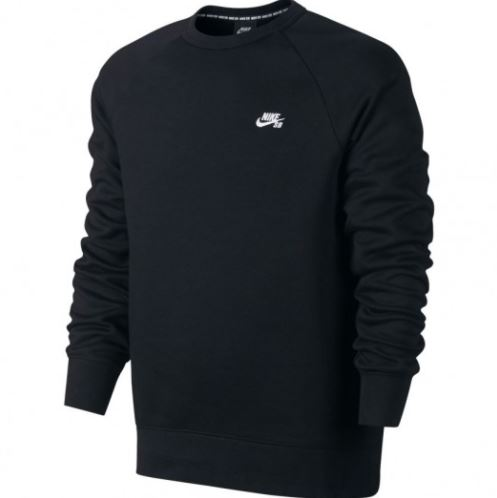 670519540a063f Nike SB Icon Black Crew