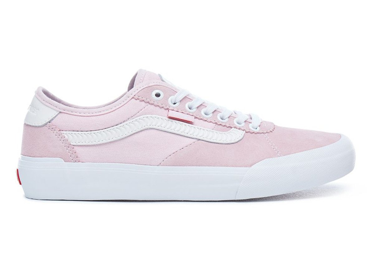 a0508c1fbd17 Vans Chima Pro 2 Pink Shoes online at Concrete Lines Skate
