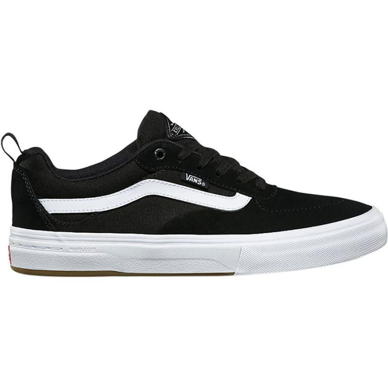 Vans Kyle Walker Black/White Pro Shoes