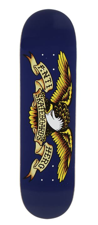 Anti Hero Classic Eagle 8.5 Skateboard Deckck
