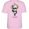 Powell Peralta McGill Skull & Snake Pink Tee