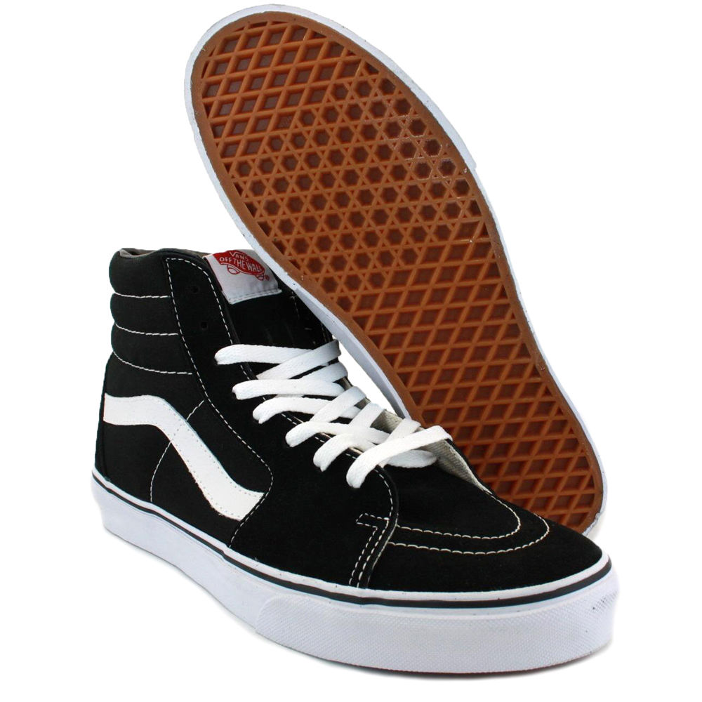 d9e444e6da The product is already in the wishlist! Browse Wishlist · Vans SK8 High  Black White Shoes