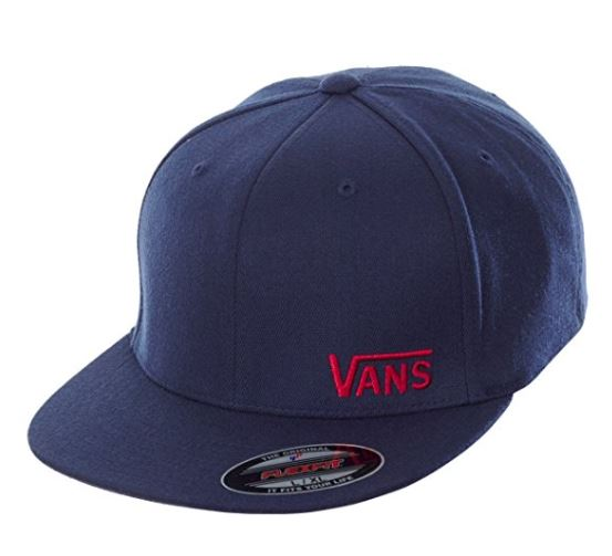 0e06871b033 Vans Splitz Dress Blues Flexfit Cap Online at Concrete Lines!