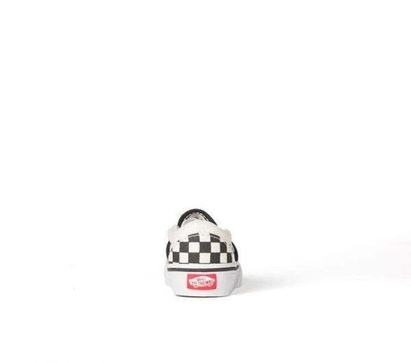 Vans Checkerboard Slip On Toddler Shoes