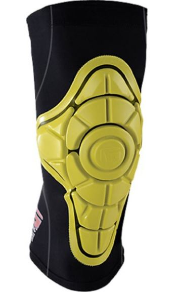 G-Form Pro-X Yellow Knee Pads