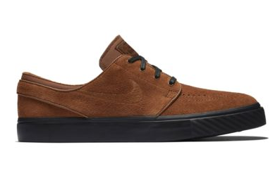 Nike SB Stefan Janoski Light British Tan/Black Shoes