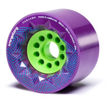 Orangatang Caguama 85mm x 83a Wheels