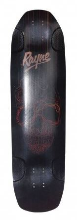 "Rayne Darkside Skull 34"" Deck"