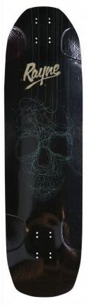 "Rayne Darkside Skull 36"" Deck"