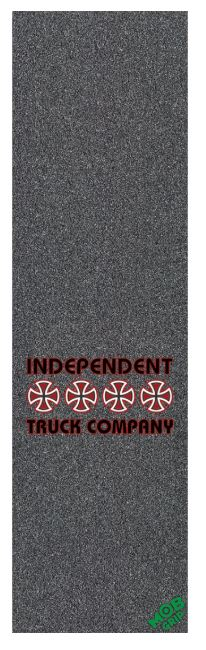 "MOB x Independent Truck Co. Stacked 9"" Griptape"