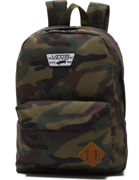 Vans The Old Skool II Camo Backpack