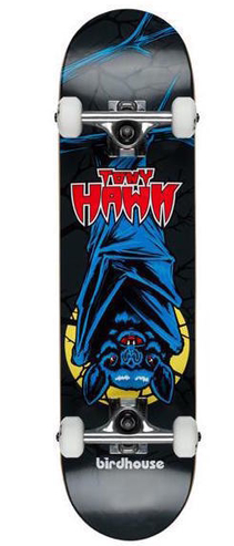 "Birdhouse Batman Mini 7.375"" Complete"