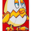 "Birdhouse Chicken Mini 7.375"" Complete"